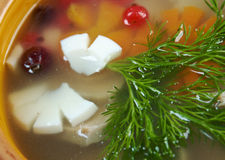 Free Aspic From Meat Stock Photography - 30481892