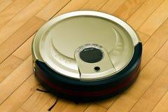 Aspirador robótico Imagen de archivo libre de regalías