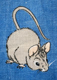 Aspirar do rato Fotografia de Stock