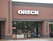 Aspirateurs d'Oreck photographie stock libre de droits