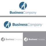 Aspiration Logo Design Royalty Free Stock Photography