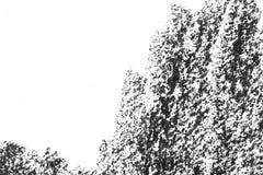 Aspiration noire de crayon Photographie stock