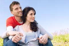 Aspirations de couples Photos stock