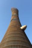 aspire башня doha стоковое изображение