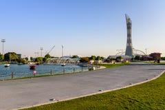 Aspire Park Doha, Qatar Stock Photo