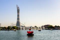 Aspire Park Doha, Qatar Stock Image