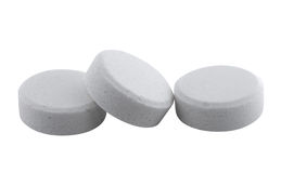 Aspirin Tablets Royalty Free Stock Images