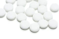 Aspirina Imagenes de archivo
