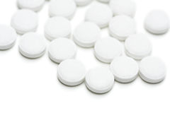 Aspirina Immagini Stock