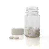 Aspirina genérica Imagem de Stock