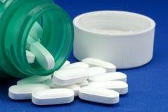Aspirine Royalty-vrije Stock Foto's