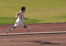 Aspiring бегунок лезвия Стоковое Фото