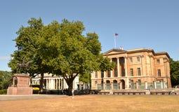Aspley House Duke Wellington statue London Royalty Free Stock Photos