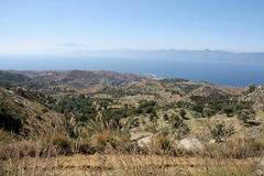 Aspromonte, Calabria, Italy Royalty Free Stock Image