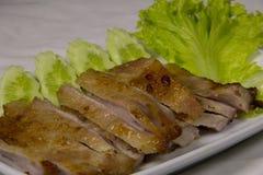 Assado de carne de porco de Tailândia Foto de Stock Royalty Free