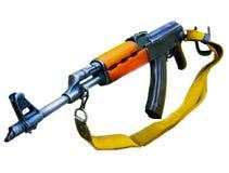 assaillez le  russe К - 47 du fusil Ð Images libres de droits