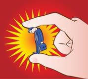 Assaillir Illustration Libre de Droits