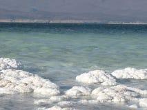 assal吉布提湖 图库摄影