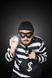 assaltante Fotos de Stock Royalty Free