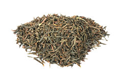 Assam, black Indian tea. Assam - black Indian elite tea stock image