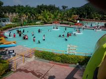 Assam. A place in the state of Assam in India, known as Accoland for children and Adult to play in Children park 5 Stock Image