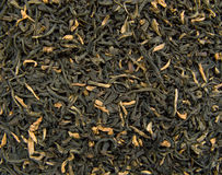 Assam tea. Assam black lapsany breakfast tea royalty free stock photography