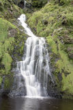 Assaranca瀑布, Ardara, Donegal,爱尔兰 免版税库存照片
