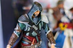 Assassin Figurine Stock Photo
