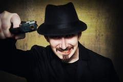 Assassino insano Foto de Stock