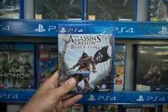 Assassins creed Black Flag Royalty Free Stock Photos