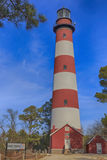 Assateague Leuchtturm Lizenzfreie Stockfotografie