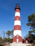 Assateague-Leuchtturm, Virginia Stockfotos