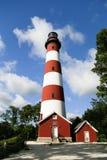 Assateague Lighthouse Stock Image