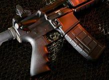Assault rifle Stock Photos