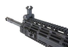 Assault rifle Royalty Free Stock Photos