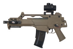 Assault rifle G36 Royalty Free Stock Photos