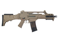 Assault rifle G36 Stock Images