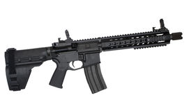 Assault rifle Royalty Free Stock Photo