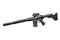 Assault semi-automatic rifle Royalty Free Stock Photography