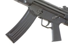 Assault weapon magazine Royalty Free Stock Photos