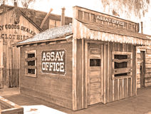 Assay Office Royalty Free Stock Photography