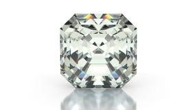 Asscher Cut Diamond stock footage