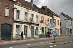 Streetview Asse Royaltyfri Foto