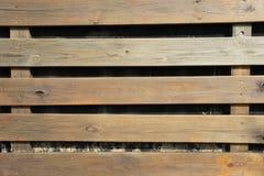 Asse di legno Immagine Stock
