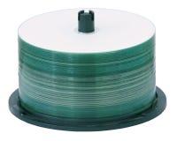 Asse di rotazione CD Fotografie Stock Libere da Diritti