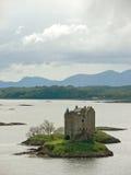 Assediador do castelo Imagem de Stock Royalty Free