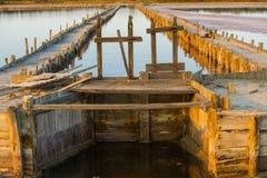 Asseguração de represas artificiais fotos de stock