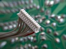 Assemblage électronique Image libre de droits