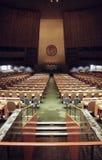 Assemblea generale 1991 dell'ONU Fotografia Stock