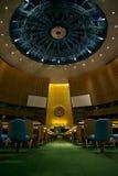 Assemblea generale delle nazioni unite a New York Fotografie Stock